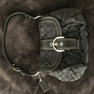 I am selling an authentic coach purse